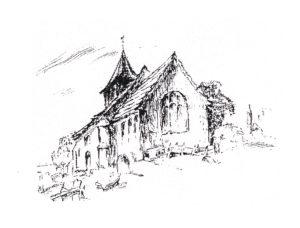 Joy Harman - Church Warden
