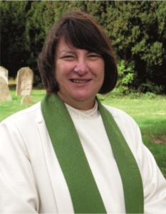 Revd Liz Richardson