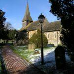 Churchyard Footpath