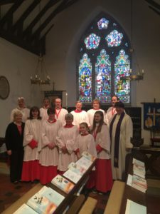 Capel Church Choir