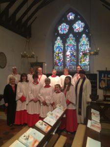 Capel Church Choir
