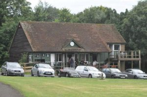 Ockley Cricket Club Pavilion