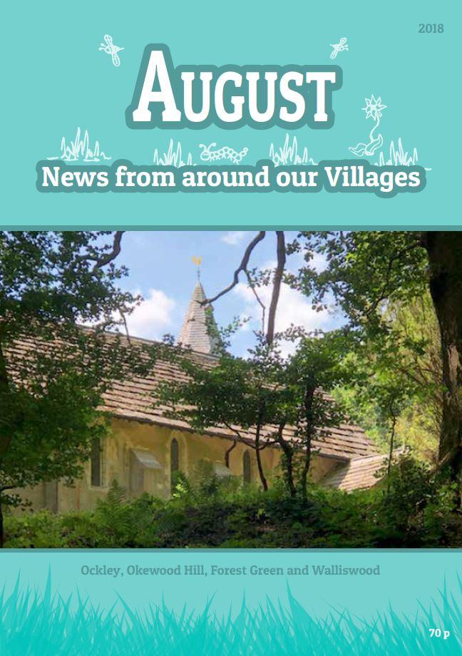 Ockley, Okewood Hill, Forest Green and Walliswood Magazine