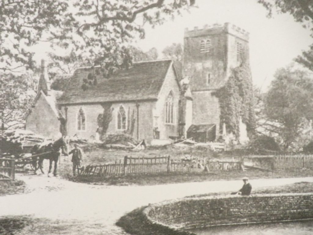 St Margaret's - Ockley